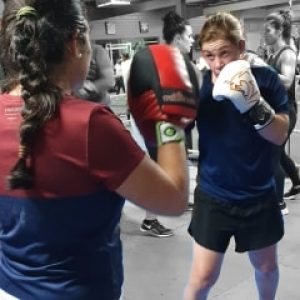Adult Fitness Boxing